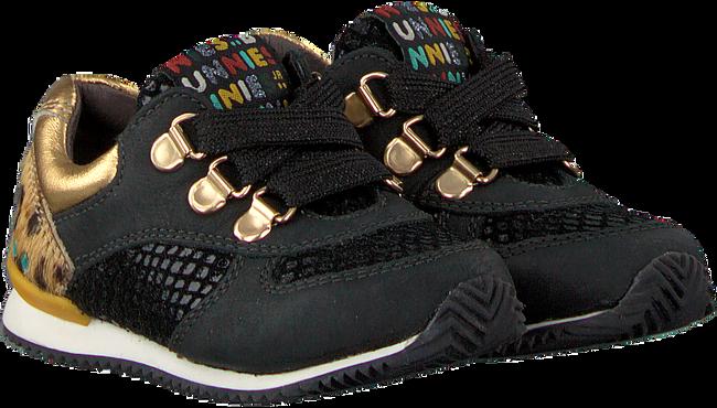 Zwarte BUNNIES JR Sneakers RIKKY RUIG  - large