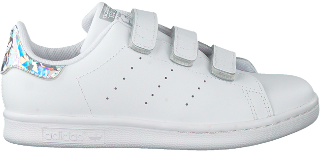 Witte ADIDAS Lage sneakers STAN SMITH CF C  - large