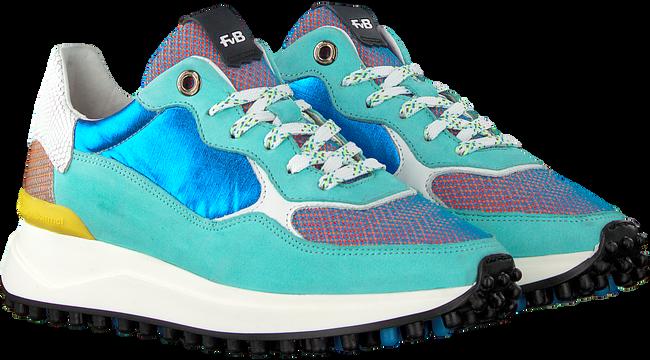 Blauwe FLORIS VAN BOMMEL Lage sneakers 85307  - large