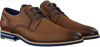 Cognac BRAEND Nette schoenen 15700 - small