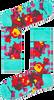 HAPPY SOCKS Sokken FLOWER - small