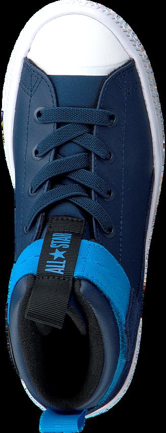 Blauwe CONVERSE Sneakers CHUCK TAYLOR HIGH STREET KIDS - larger