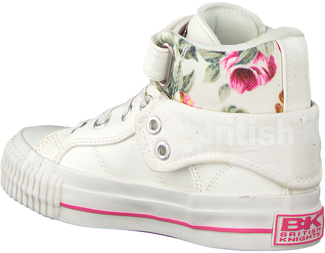 Witte BRITISH KNIGHTS Sneakers ROCO - large