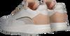 Witte FRED DE LA BRETONIERE Lage sneakers 101010219  - small