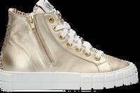 Gouden LEMARÉ Hoge sneaker 2546  - medium