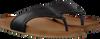 Zwarte MJUS Slippers 463004 - small