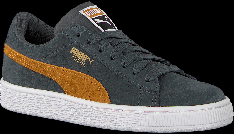 d252e6fd881 Grijze PUMA Sneakers SUEDE CLASSIC JR. PUMA. -30%. Previous