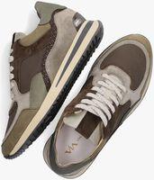 Groene VIA VAI Lage sneakers NORA  - medium