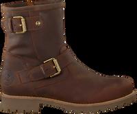 Bruine PANAMA JACK Biker boots FELINA B5 - medium