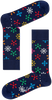 Blauwe HAPPY SOCKS Sokken SNF01 - small