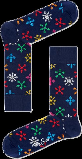 Blauwe HAPPY SOCKS Sokken SNF01 - large