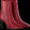 Rode BRONX Enkellaarsjes 34047 - small