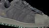 Grijze ADIDAS Sneakers SUPERSTAR J  - small