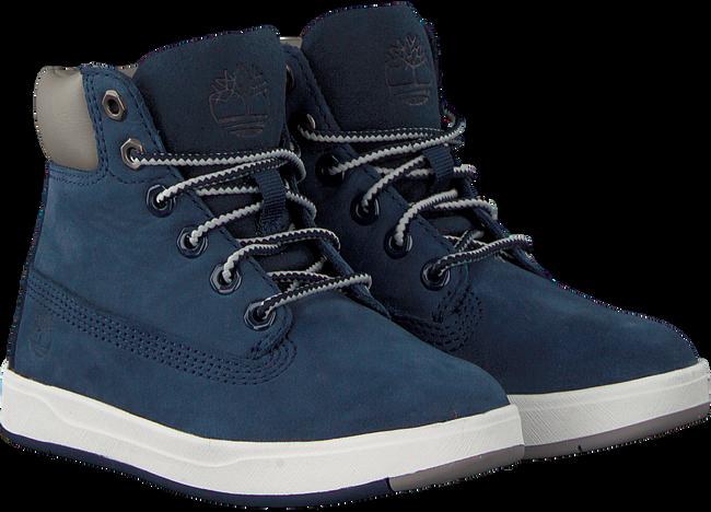 Blauwe TIMBERLAND Sneakers DAVIS SQUARE 6 INCH KIDS - large