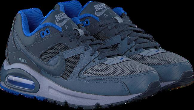 Blauwe NIKE Sneakers AIR MAX COMMAND MEN