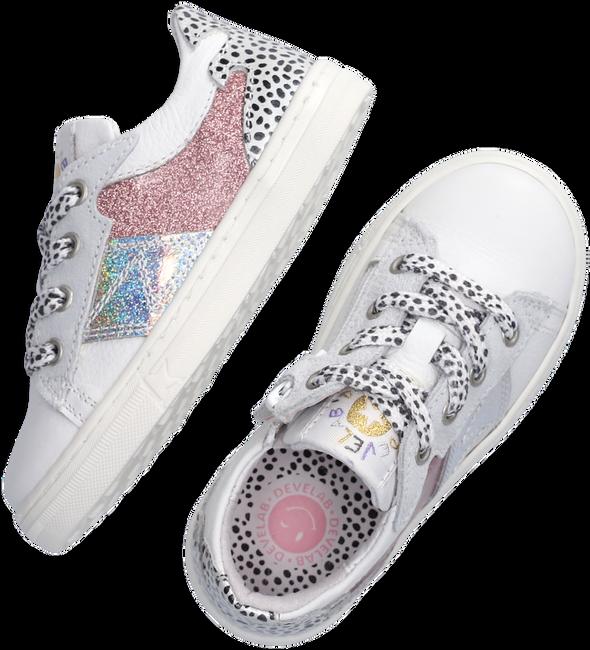 Roze DEVELAB Lage sneakers 42354  - large