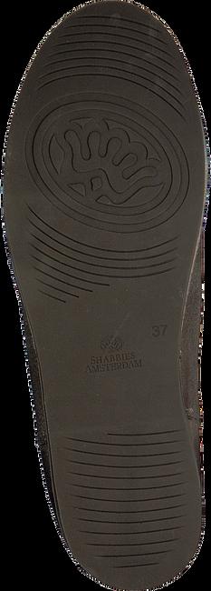 Taupe SHABBIES Enkelboots 202075  - large