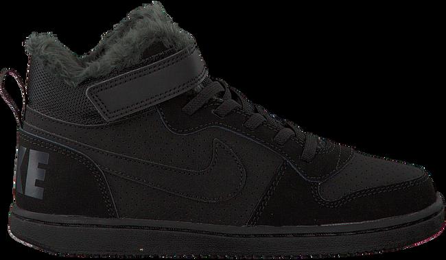 8a7453dcf3c Zwarte NIKE Sneakers COURT BOROUGH MID (KIDS) - Omoda.nl