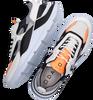 Grijze D.A.T.E Lage sneakers FUGA  - small