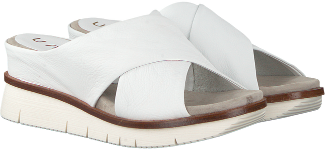 Witte UNISA Slippers BARTRALI - large