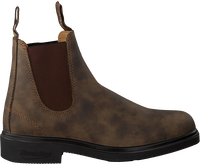 Bruine BLUNDSTONE Chelsea boots DRESS BOOT DAMES  - medium