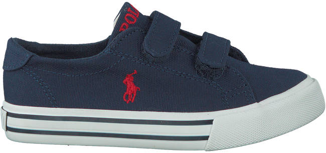 Blauwe POLO RALPH LAUREN Sneakers SLATER  - large