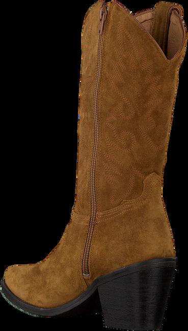 Bruine RED-RAG Hoge laarzen 77048  - large