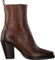 Cognac SHABBIES Enkellaarsjes 183020163 - medium