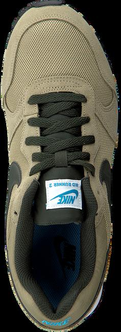 Groene NIKE Sneakers MD RUNNER 2 MEN  - large