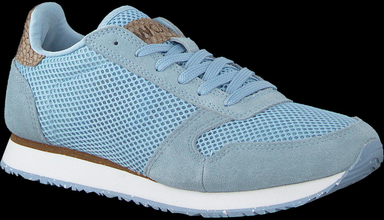 d0f0c42d1b2 Blauwe WODEN Sneakers YDUN MESH NSC - Omoda.nl