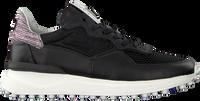 Zwarte FLORIS VAN BOMMEL Lage sneakers 16301  - medium