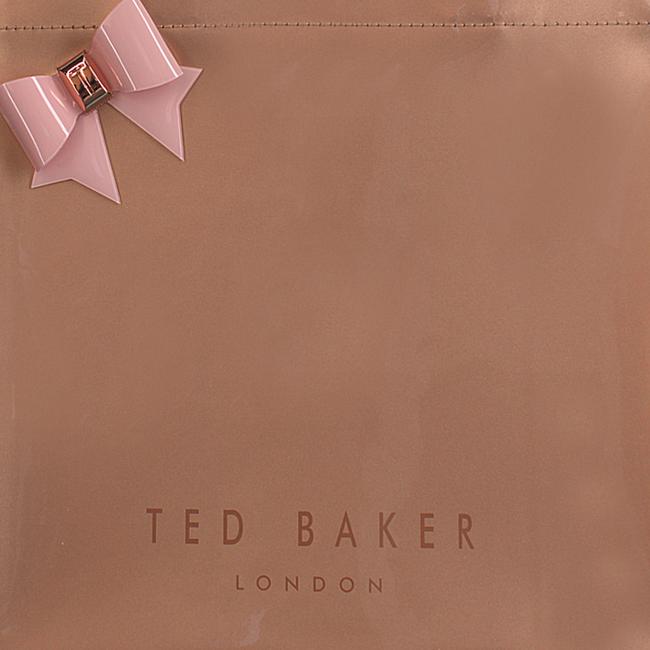 Roze TED BAKER Handtas AURACON - large