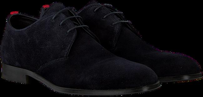 Blauwe HUGO Nette schoenen BOHEME DERB_SDUN - large