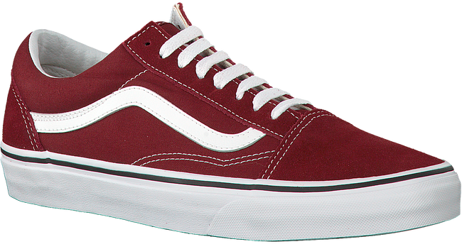 Rode VANS Sneakers OLD SKOOL MEN  - large
