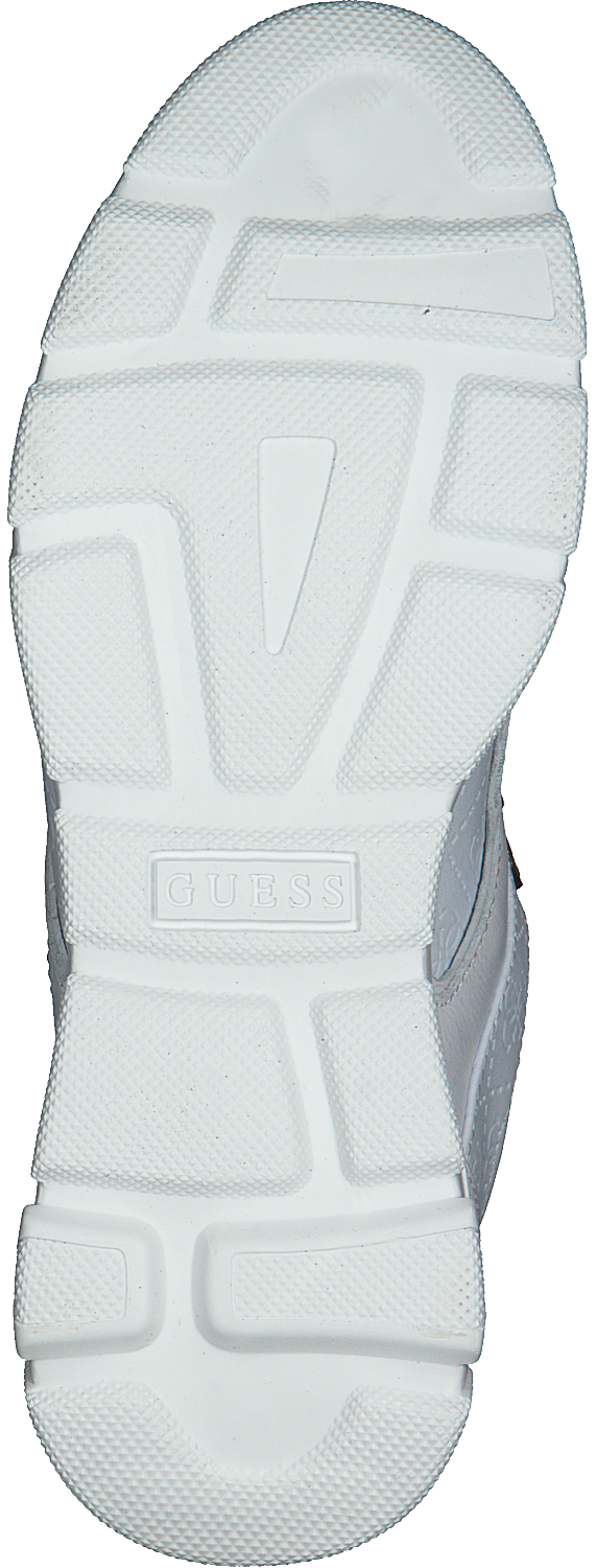 Witte GUESS Sneakers SIKE3 Omoda.nl