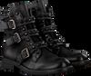 Zwarte MJUS Biker boots 971237 SOLE PAL - small