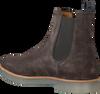 Grijze NUBIKK Chelsea boots LOGAN CHELSEA  - small