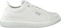 Witte GUESS Lage sneakers SALERNO  - medium
