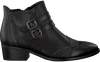 Zwarte GABOR Espadrilles 592 - small