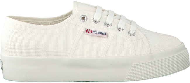 Witte SUPERGA Sneakers 2730  - large