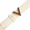 Beige VALENTINO BAGS Riem 50233 FOREVER BELT - small