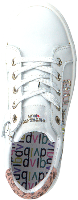 Witte DEVELAB Lage sneakers 41838  - large