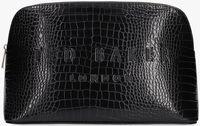 Zwarte TED BAKER Toilettas CROCANA  - medium