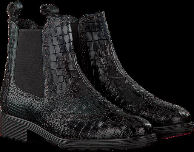 Zwarte OMODA Chelsea boots 73B-003  - large