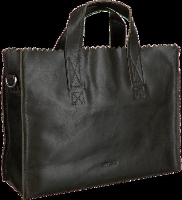 Groene MYOMY Schoudertas MY PAPER BAG HANDBAG CROSSBODY - large