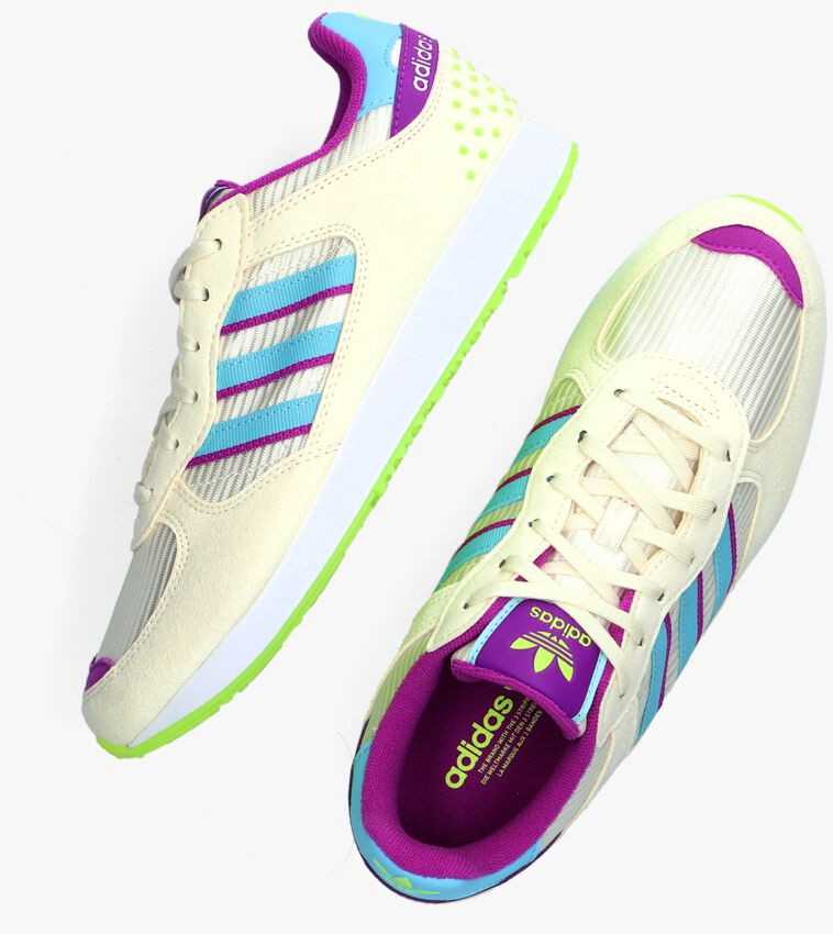 Witte ADIDAS Lage sneakers SPECIAL 21 W  - larger