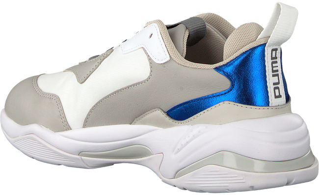 Witte PUMA Sneakers THUNDER ELECTRIC - large