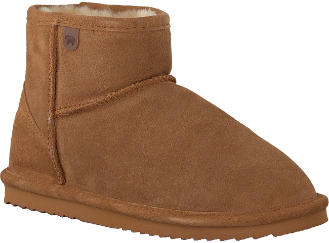 Cognac WARMBAT Pantoffels WALLABY WOMEN SUEDE - large