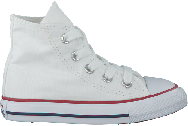 Witte CONVERSE Sneakers CHUCK TAYLOR ALL STAR HIGH KIDS - large
