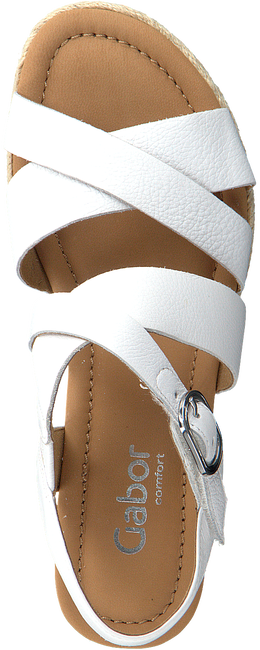 Witte GABOR Sandalen 832 - large